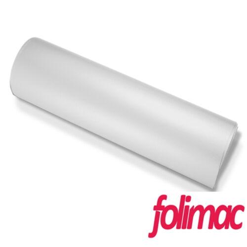 Autofolie Weiß Matt Folie 152 cm x 10 Meter Selbstklebend Luftkanäle