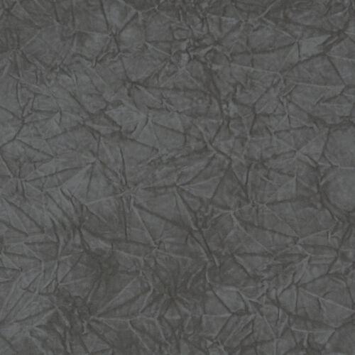 C870 Grey Classic Soft Crushed Durable Velvet Upholstery Fabric By The Yard