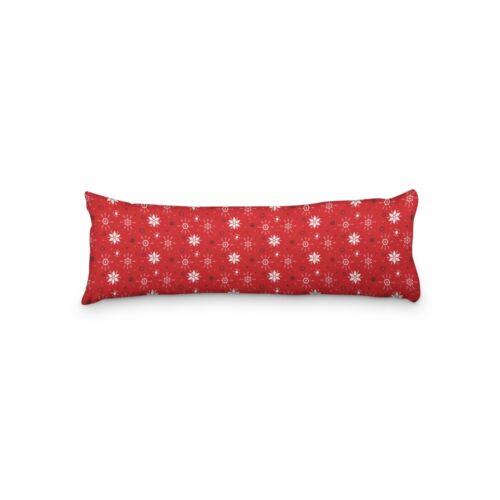 Adam Home 3D Digital Print Christmas Bolster Pillow Case Cover Only