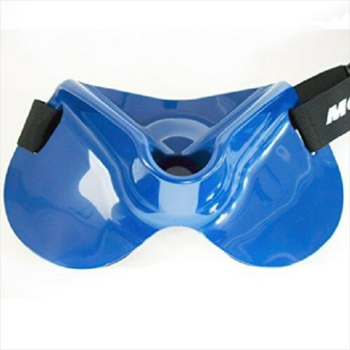 MC Works TT BELT Blue fishing fighting belt deep-cup shape F//S Japan NEW