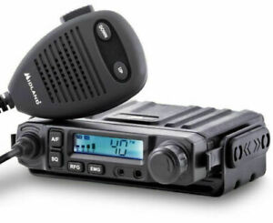 Midland-M-Mini-Ultra-Small-Multi-Band-AM-FM-12v-Car-CB-Radio-Transceiver