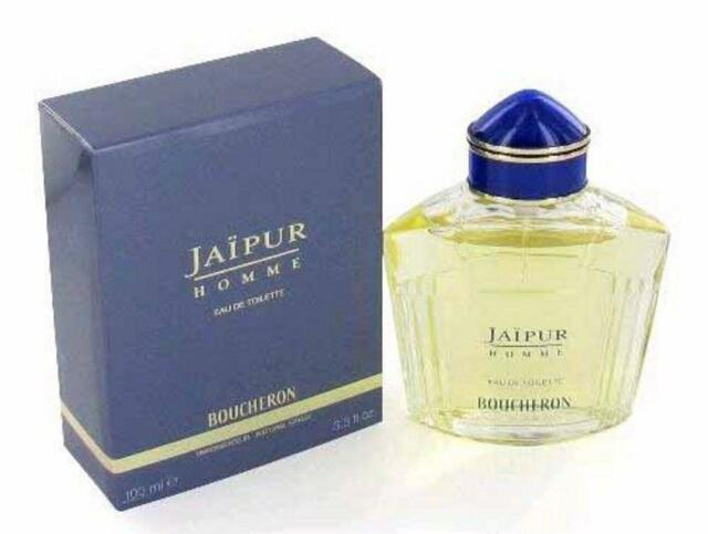 JAIPUR Pour Homme by Boucheron 3.3 oz / 3.4 oz edt Cologne New in Box