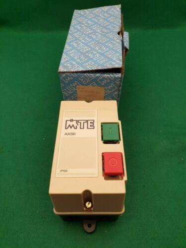 MTE  DOL Starter  4kW 440 Volt Coil 1.6-2.4 Amp Overload