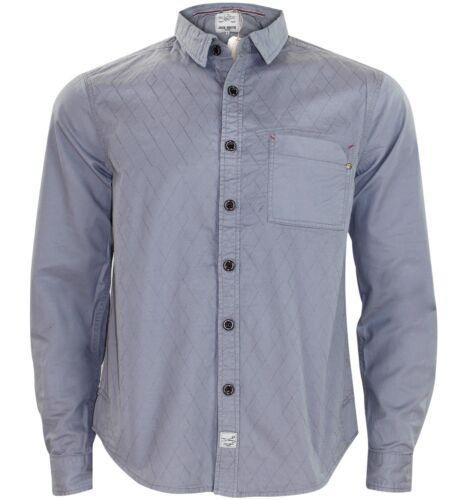 NUOVA linea uomo camicie di cotone causale Jacksouth Manica Lunga Designer Moda Top Shirt