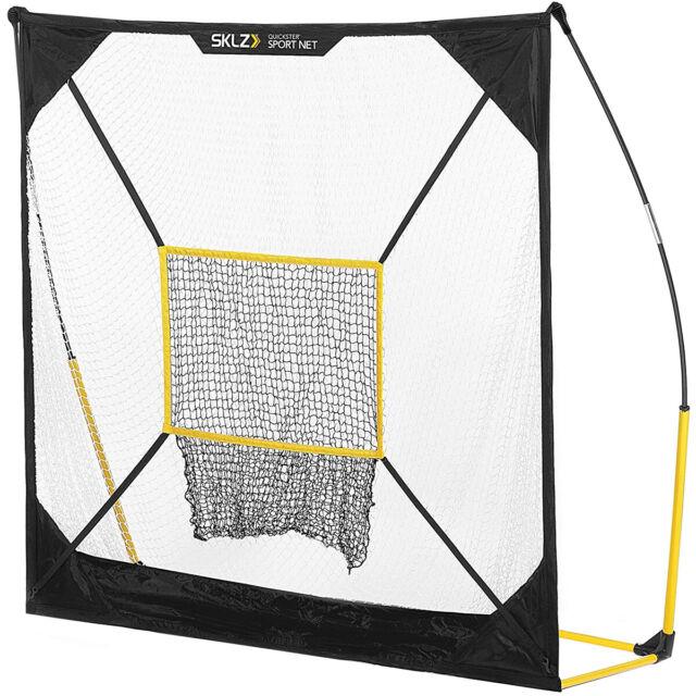 SKLZ Quickster 4-in-1 Multi-Skill Football Training Net