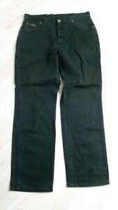 Sehr Wrangler Gut Jeans W36 H2846 Schwarz O6BHxBwP