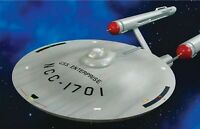 Polar Lights 1:350 Tos Uss Enterprise Smooth Saucer Accessory Mka015