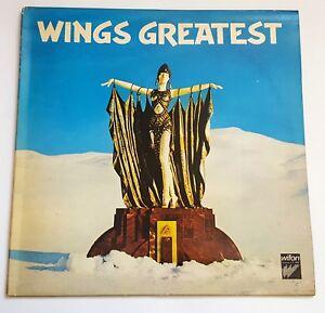 LP Wings Greatest Paul McCartney Wings NM - Warszawa, MAZOWIECKIE, Polska - LP Wings Greatest Paul McCartney Wings NM - Warszawa, MAZOWIECKIE, Polska