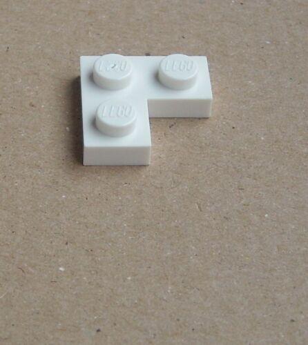 NUOVO WHITE Corner plates Plate New LEGO 50 bianchi angolo angolo lastre 2x2 2420
