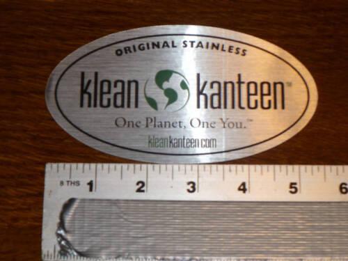 Klean Kanteen Sticker Decal