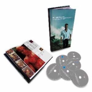 3 dvd 3 cd Robbie Williams In And Out Of Consciousness (Greatest Hits 1990-2010)