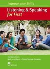 Improve Your Skills: Listening & Speaking for First Student's Book without Key Pack by Macmillan Education (Mixed media product, 2014)