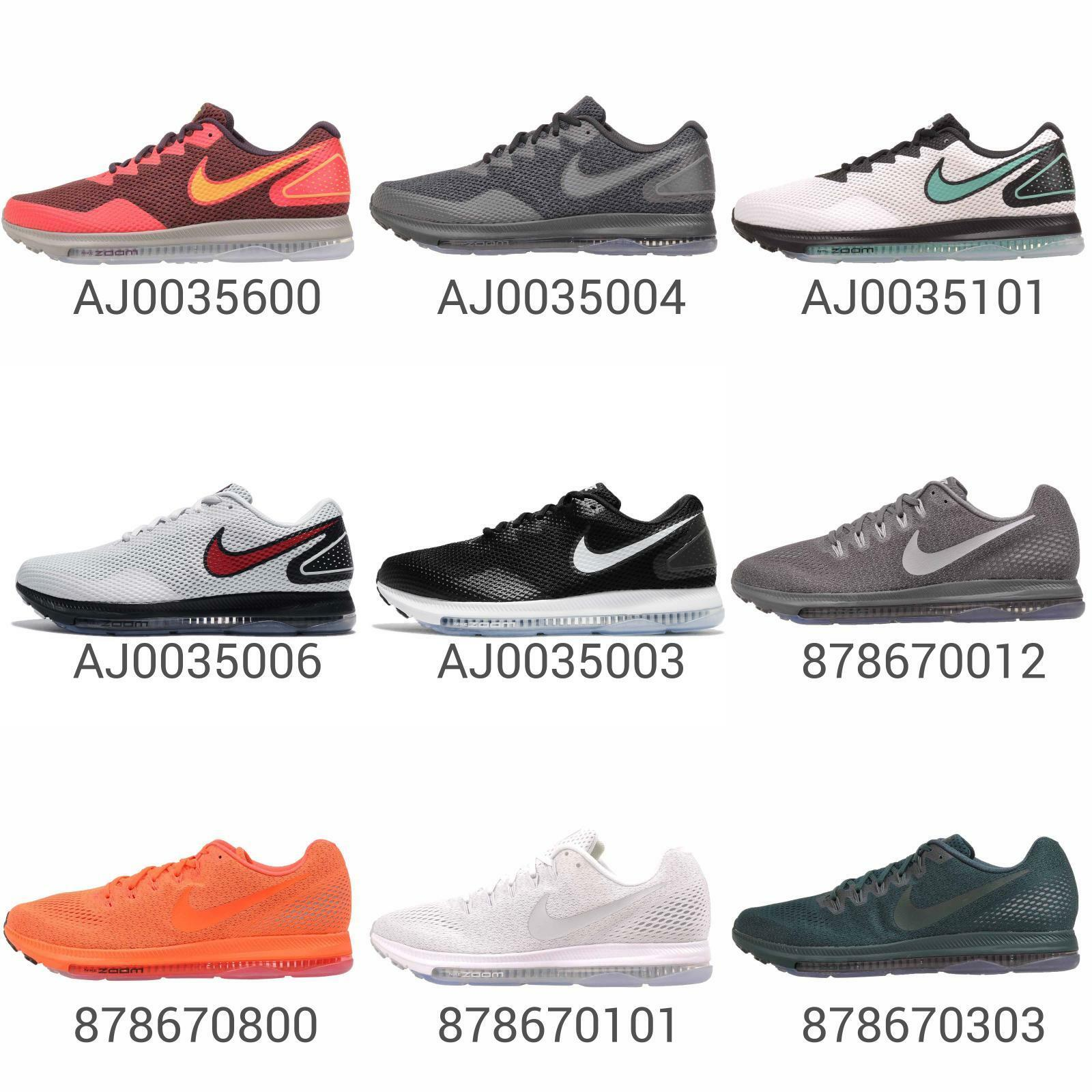 Nike Zoom All Out Low I II Mens Air 1 Max Running Shoes Pick 1 Air b45b44