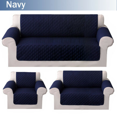 Sofa Cover Couch Covers Lounge Protector Slipcovers 1//2//3 Seater Pet Dog New