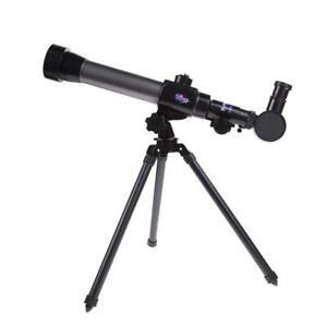 20-x-30-X-40-X-astronomische-Refraktor-fuer-Kinder-Combo-mit-Stativ-tt