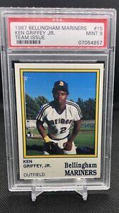 1987-Bellingham-Mariners-Team-Issue-Ken-Griffey-Jr-ROOKIE-RC-15-PSA-9-PWCC