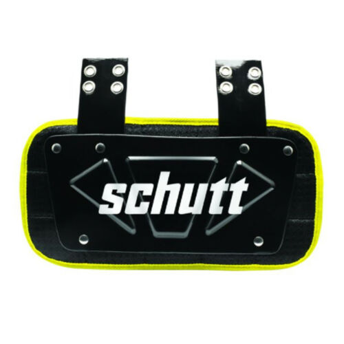 Schutt Football Adult Neon Back Plate Lists @ $28 NEW Various Colors