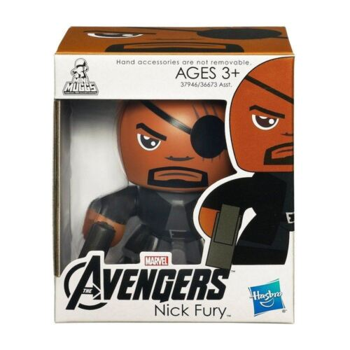 NEW Marvel Avengers NICK FURY Mighty Muggs Figure