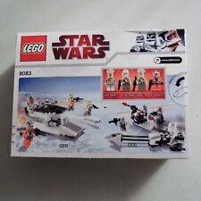 LEGO Star Wars Rebel Trooper Battle Pack (8083) NIB Factory Sealed