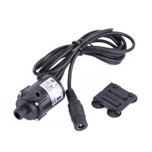 12V DC Miniature Brushless High Temperature Small Water Pump Tackle Hot New