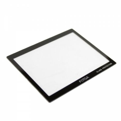 Nuevo FOTGA Cristal óptico de protección para la pantalla LCD para cámara Pentax K-r parte