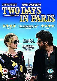 2-Days-In-Paris-DVD-2007-Very-Good-DVD-Alex-Nahon-Adan-Jodorowsky-Alexia-L