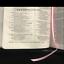 Biblia-Para-Quinceanera-Reina-Valera-1960-Rosa-Blaco-034-nombre-y-fecha-grabado-034 thumbnail 9