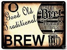 Tap Beer Metal sign vintage antique style bar tavern pub mancave gift decor 076