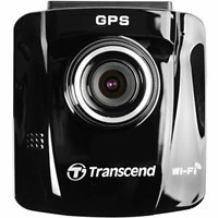 Transcend Drivepro 220 1080p Hd Gps Car Dashboard Video Recorder With Adhesive on sale