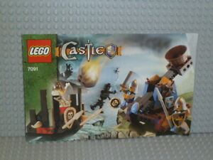 LEGO® Bauanleitung 7091 Instruction Nr