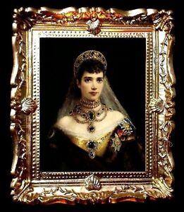 Belle Maison De Poupées Miniature Photo Par Sylvia Rose (no.56)-afficher Le Titre D'origine