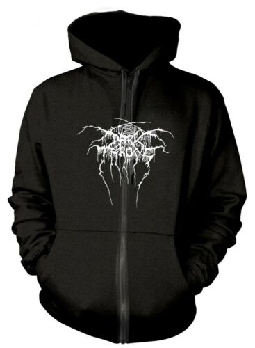 NEW /& OFFICIAL! Darkthrone /'Transilvanian Hunger/' Zip Up Hoodie