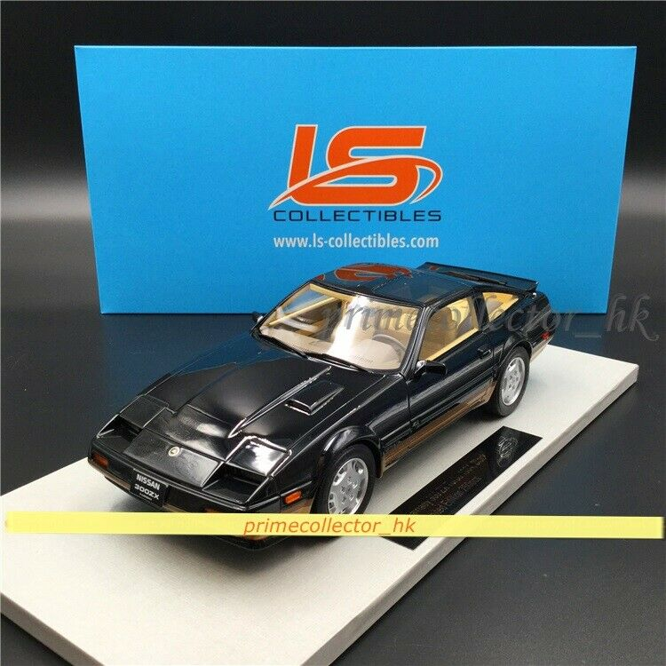 LS COLLECTIBLES 1 18 Nissan Fairlady Z 300ZX Turbo Z31 LS040C