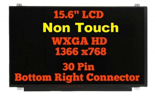 "15.6/"" Ultra Slim HD LED LCD 30 Pin Dell Inspiron 15 3878 A1 LP156WHB TP"
