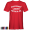QUALITY-Cotton-STUYVESANT-LEADER-Retro-Hip-Hop-T-shirt-Beastie-Boys-rap-party miniatuur 1
