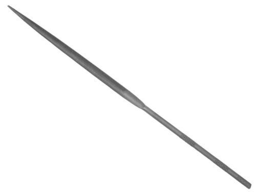 Jewellers Swiss Made Flat Half Round Small Metal Needle File Cut 0 2 or 4