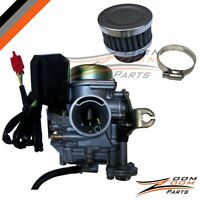 20mm Carburetor Air Filter Chinese 50cc Moped