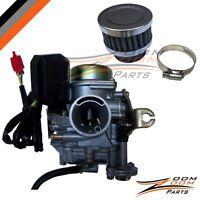 20mm Carburetor Air Filter Chinese 50cc Moped