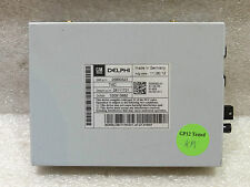 Genuine GM Factory Navigation Information F-Recevier Module OEM Part# 25890523