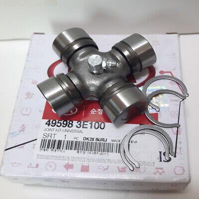 UJK01 Fits Kia Sorento Driveshaft Universal Joint for Prop Shaft 49598-3E100
