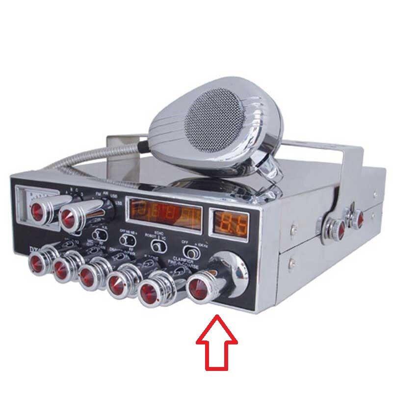 NEW OEM RADIO CB OR HAM RADIO CASE SCREW FITS ALL RADIOS Pro Trucker 100 pc