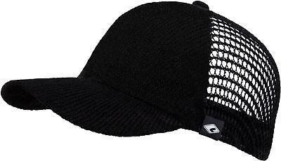 Chillouts stylische Unisex Mütze mit Fleeceeinsatz Armin Hat Navy dunkel Blau