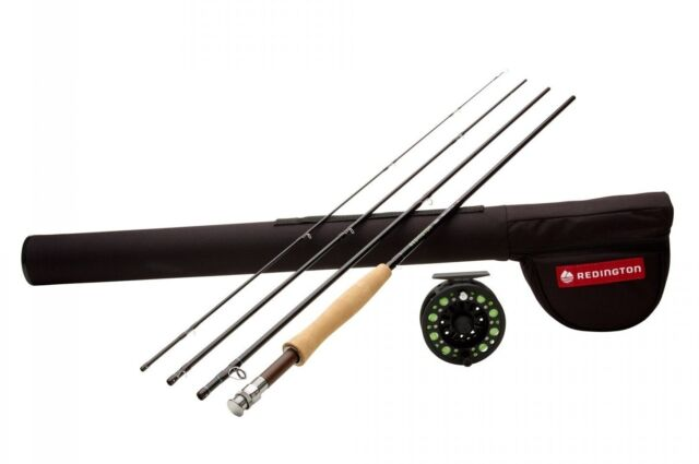 Redington Path 9' 6 wt 4-piece Fly Fishing Combo