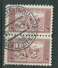 Tschechoslowakei  Briefmarken 1934 100 Jahre Nationalhymne Mi.Nr.330 Paar