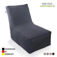 RELAXFAIR Design Sessel Fernsehsessel Relaxsessel TV Lounge Polstersessel Grau