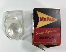 1962 Plymouth, Dodge  Wagon Back Up Lenses, NEW OLD STOCK 2189489!