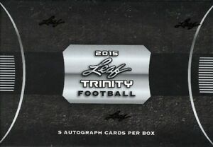 2015-Leaf-Trinity-Football-Hobby-Box-Factory-Sealed
