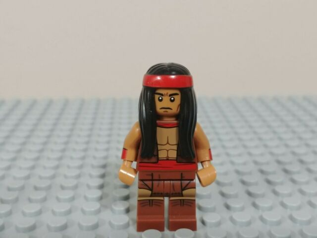 Apache Chief, The LEGO Batman Movie, Series 2 Minifigure - coltlbm2-15 -