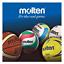 miniatura 3 - Molten-Vantaggio-Futbol-Bola-de-Partido-Balon-de-Entrenamiento-Soccer