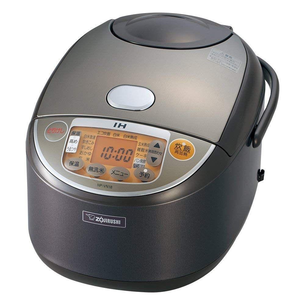 Zojirushi Riz Cuisinière IH Formula 10 Tasse Marron NP-VN18-TA Japon nouvelle livraison rapide